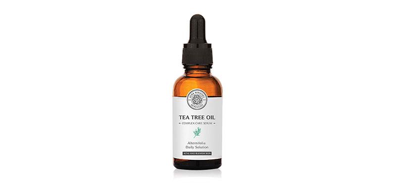 Herb Ministry Tea Tree Oil Facial Serum 30ml