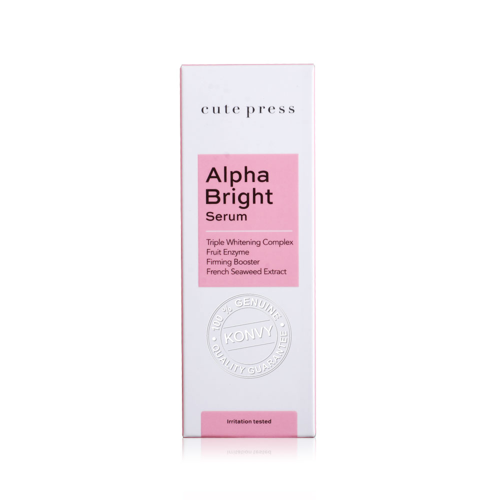 Cute Press Alpha Bright Serum 15ml