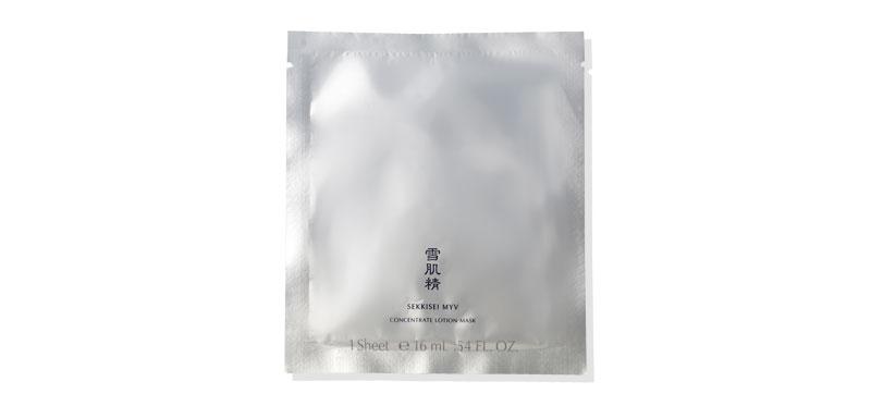 Kose Sekkisei MYV Concentrate Lotion Mask 16ml (1 Sheet)