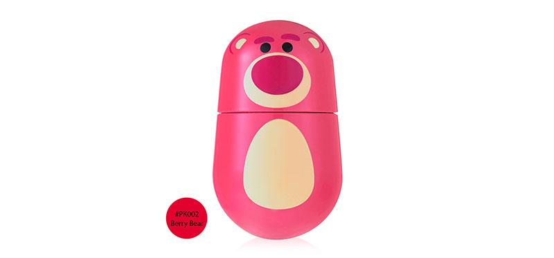 Etude House TSUM TSUM Jelly Mousse 3.3g #PK002 Berry Bear