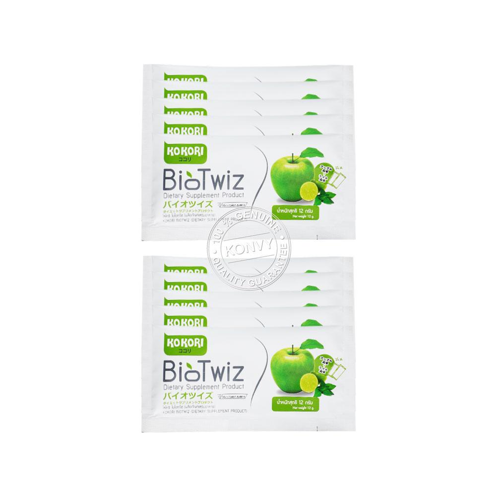 Kokori BioTwiz [12g x 10 Sachets]