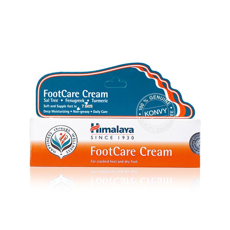 Himalaya Since 1930 Foot Care Cream 50g ( สินค้าหมดอายุ : 2021.12 )