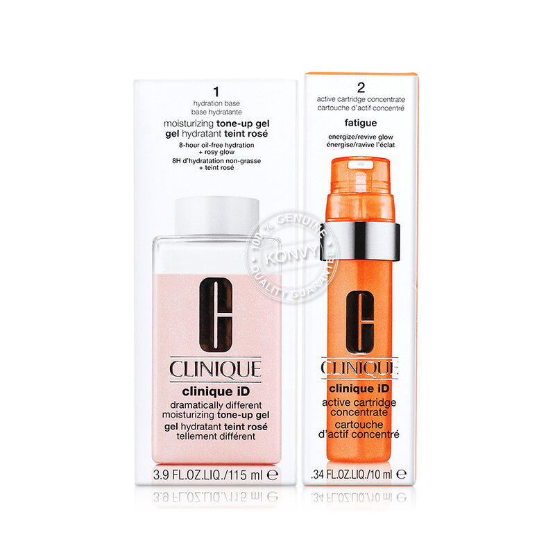Clinique ID Dramatically Different Moisturizing Tone-Up Gel #Fatigue