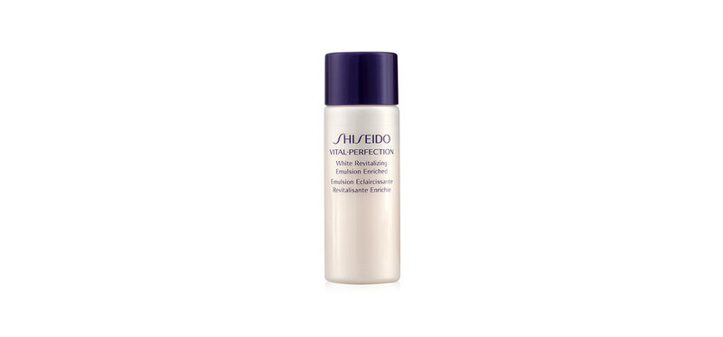 Shiseido Vital Perfection White Revitalizing Emulsion Enriched 15ml