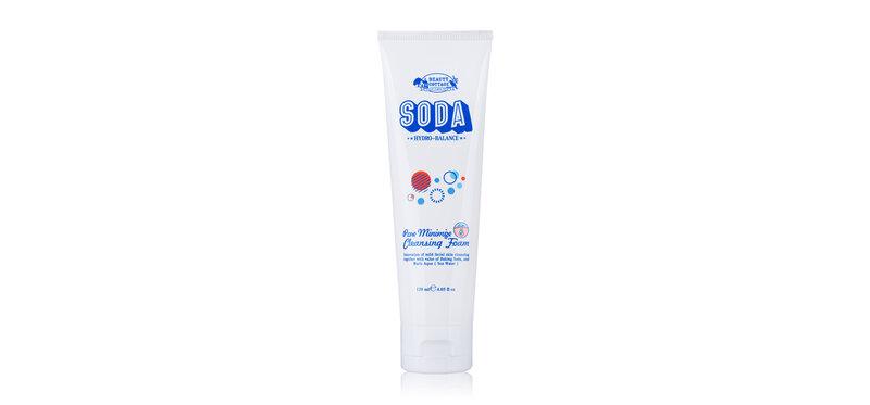 Beauty Cottage Soda Pore Minimize Cleansing Foam 120ml