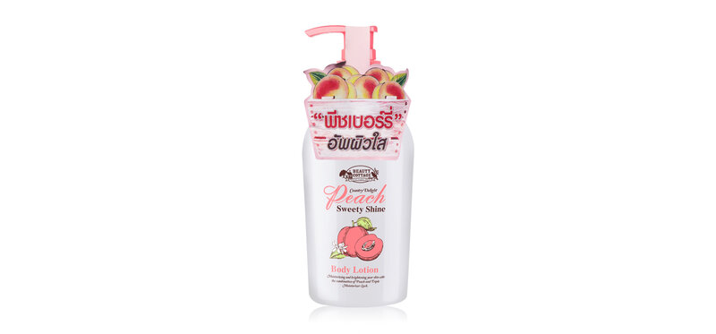 Beauty Cottage Country Delight Peach Sweety Shine Body Lotion 270ml