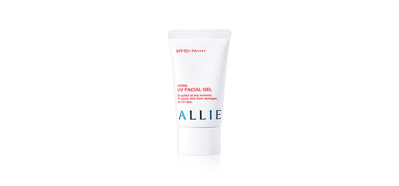 Allie Extra UV Protector Facial Gel N Mini SPF50+/PA++++ 25g