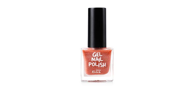 Malissa Kiss Gel Nail Polish 9ml #34 Aura Coral