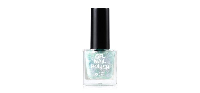 Malissa Kiss Gel Nail Polish 9ml #35 Aqua Marine