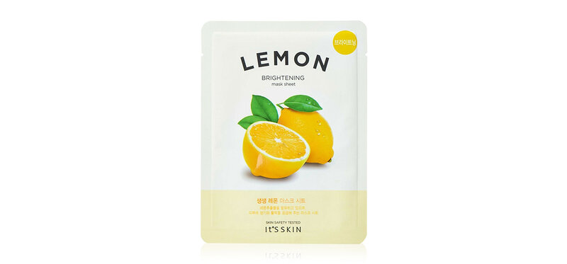 It's Skin The Fresh Mask Sheet Lemon 18ml