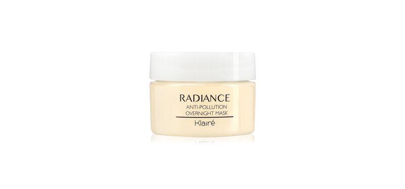Klairé Radiance Overnight Mask 10ml