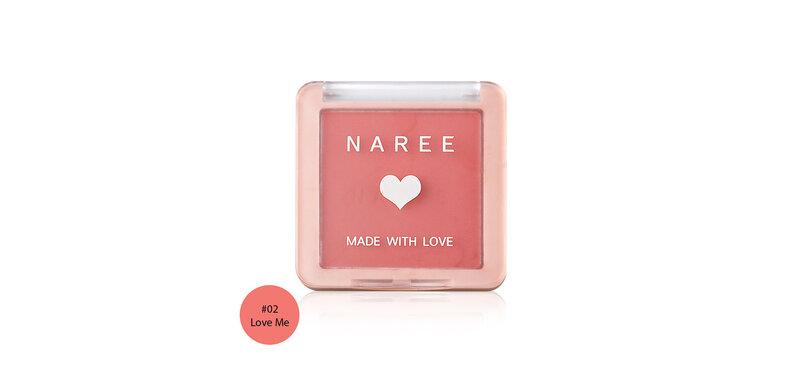 Naree Perfect Cheek Blush 6.5g #02 Love Me