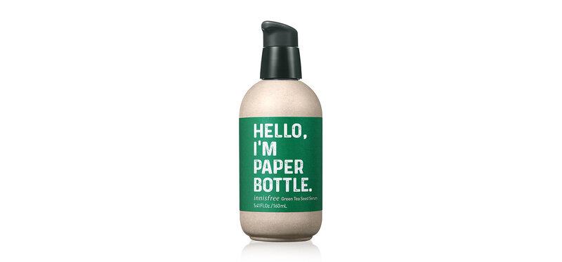 Innisfree Green Tea Seed Serum Paper Bottle 160ml
