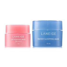 ฟรี! Laneige Cream Skin Refiner 15ml+Laneige Good Night Kit 2 Items (ซื้อมากแถมมาก) เมื่อช้อปสินค้า Laneige ที่ร่วมรายการอย่างน้อย 1 ชิ้น