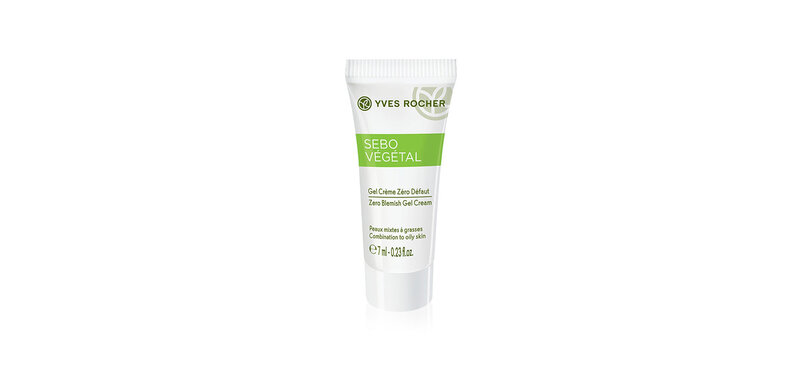 Yves Rocher Mini Sebo Vegetal V2 Zero Defaut Gel Cream 7ml