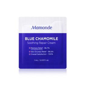 ฟรี! Mamonde Blue Chamomile Cream 1ml (1 ชิ้น / 1 ออเดอร์ )  เมื่อช้อปสินค้า Mamonde อย่างน้อย 1 ชิ้น