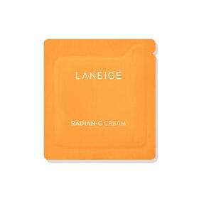 ฟรี! Laneige Radian-C Cream 1ml (2 ชิ้น / 1 ออเดอร์ )  เมื่อช้อปสินค้า Laneige อย่างน้อย 1 ชิ้น