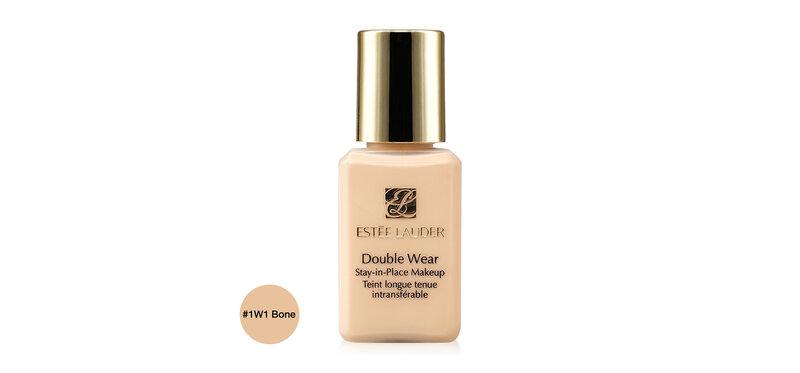 Estee Lauder Double Wear Stay-In-Place Makeup 15ml #1W1 Bone