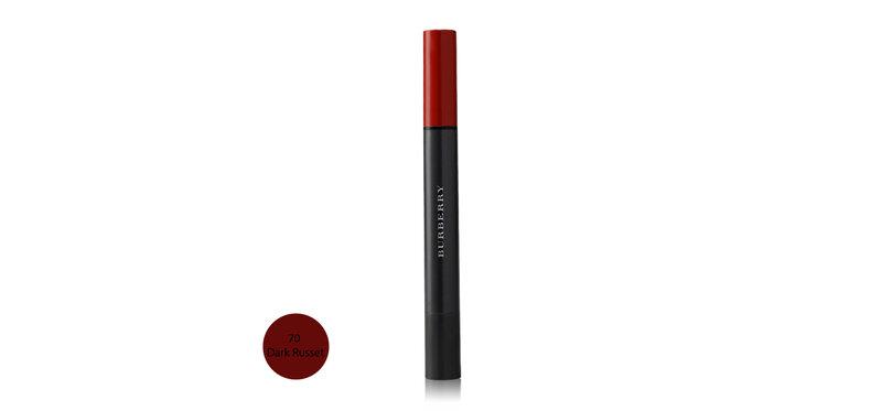 Burberry Lip Velvet Crush Sheer Matte Stain 2.5ml #70 Dark Russet