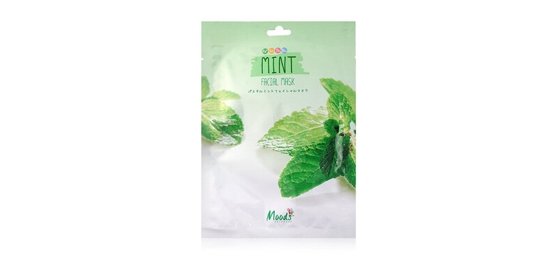 Moods Skin Care PA-SU-TE-RU Mint Facial Mask 38ml