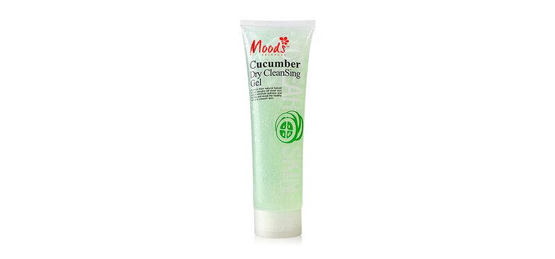 Moods Skin Care Clear Skin Cucumber Dry Cleansing Gel 350ml