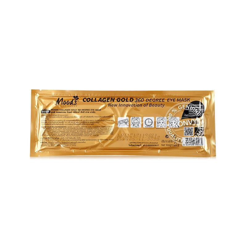 Moods Skin Care Collagen Gold 360 Degree Eye Mask 25g