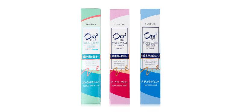 [Free Gift] Ora2 Me S.Clear Toothpaste 25g [Random Formular]