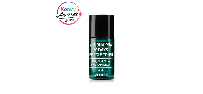 Some By Mi AHA-BHA-PHA 30DAYS Miracle Toner 6ml