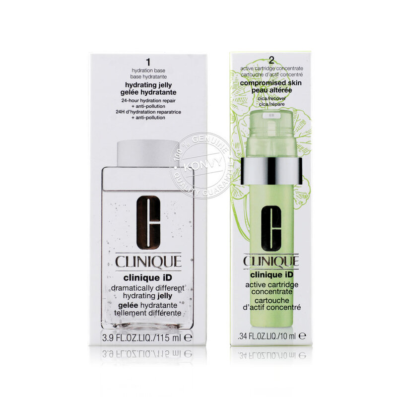 Clinique ID Dramatically Different Hydrating Jelly #Compromised Skin