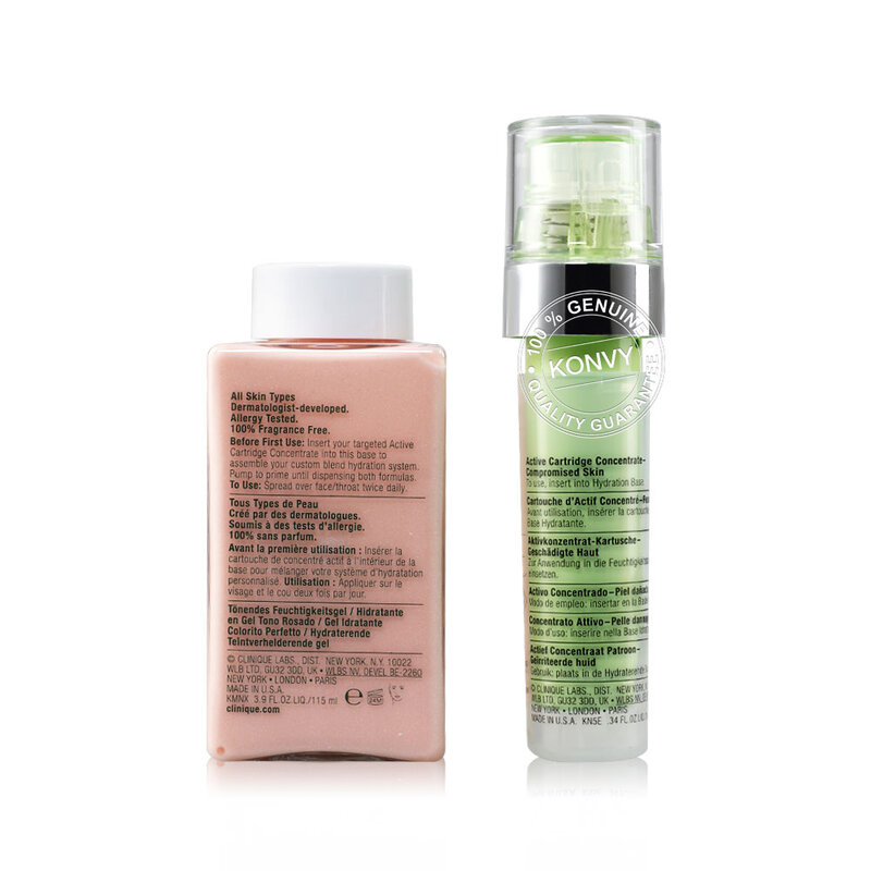 Clinique ID Dramatically Different Moisturizing Tone-Up Gel #Compromised Skin