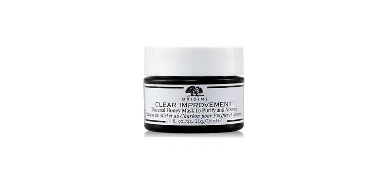 Origins Clear Improvement Charcoal Honey Mask To Purify And Nourish 15ml