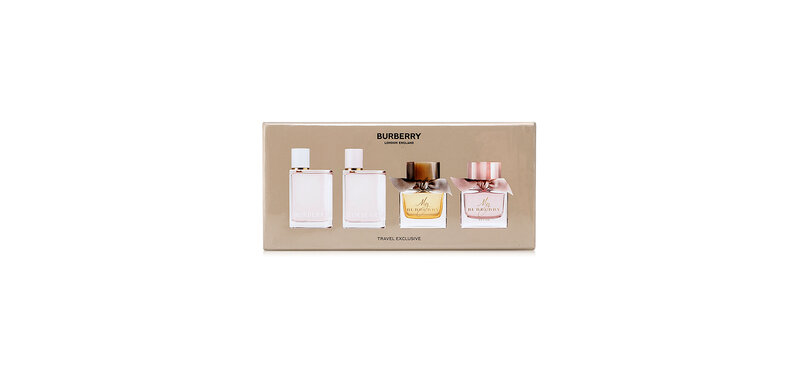 Burberry My Eau De Parfume Set 4Items
