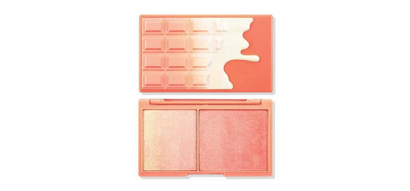 Makeup Revolution I Heart Revolution Peach and Glow 13g