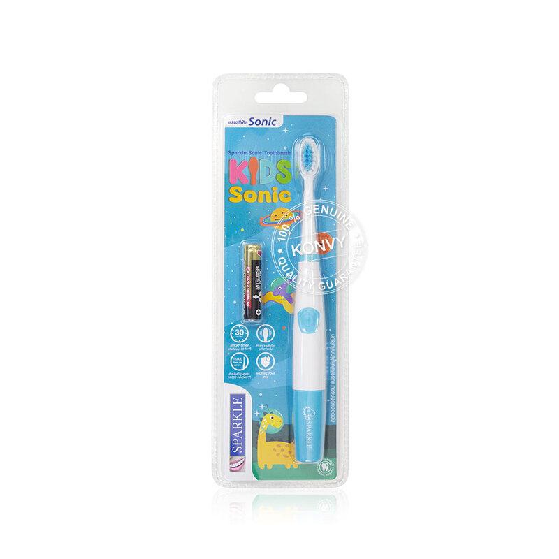Sparkle Sonic Toothbrush Kids Sonic [Blue] [SK0468]