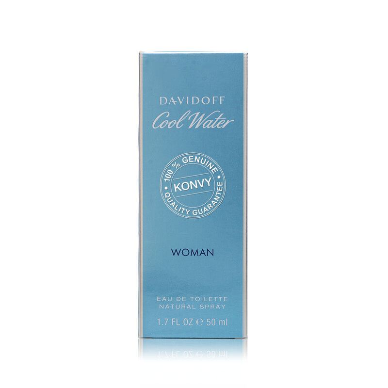 Davidoff Cool Water for Women EDT 50ml