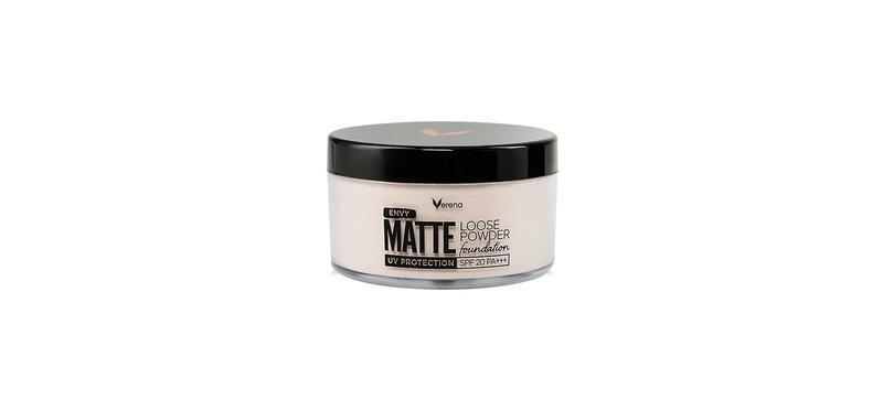 Verena Envy Matte Loose Powder Foundation UV Protection SPF20/PA+++ 15g