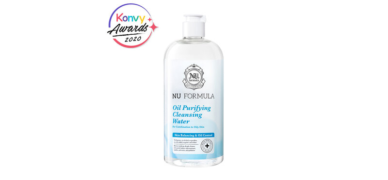 Nu Formula Oil Purifying Cleansing Water 510ml