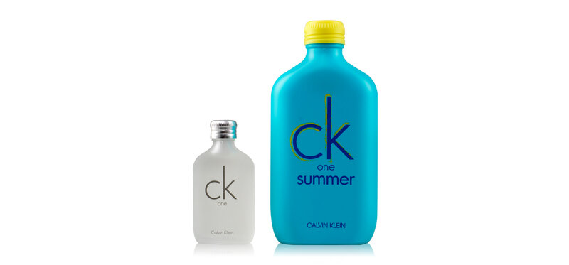 Calvin Klein CK One Summer Set