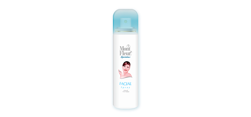 Mont Fleur Mineral Water Facial Spray 150ml