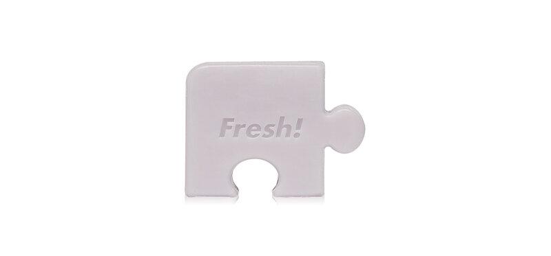 FARM SKIN Fresh Food For Skin Missing Puzzle Soap Balancing Mangosteen 30g