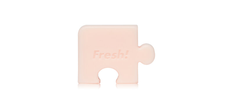 FARM SKIN Fresh Food For Skin Missing Puzzle Soap Plumping Cranberry 30g
