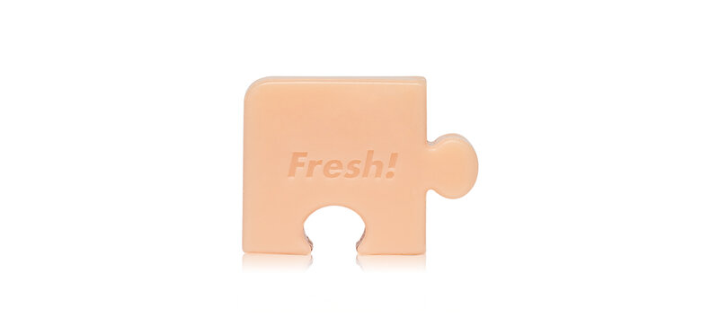 FARM SKIN Fresh Food For Skin Missing Puzzle Soap Pore-Care Carrot 30g