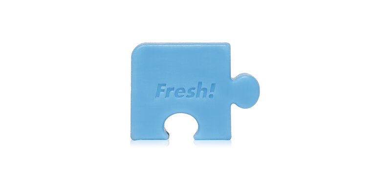 FARM SKIN Fresh Food For Skin Missing Puzzle Soap Energizing Blueberry 30g