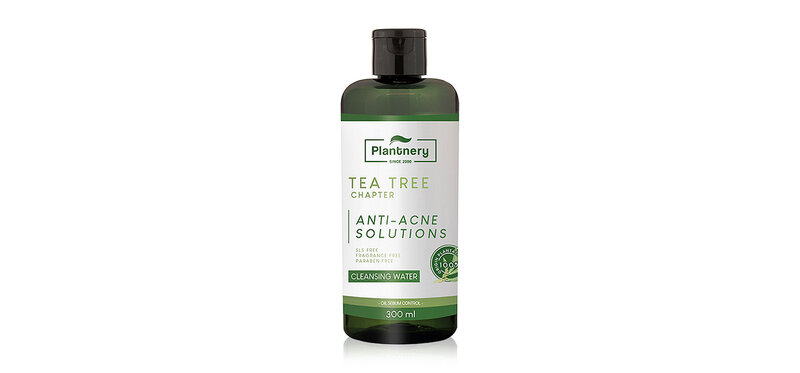 Plantnery Tea Tree First Cleansing Water 300ml