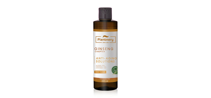 Plantnery Ginseng First Toner 250ml
