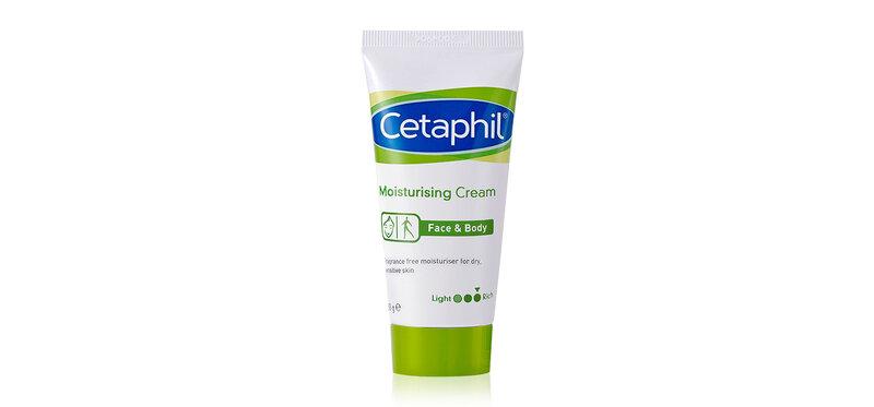 Cetaphil Moisturizing Cream For Chronic Dry,Sensitive Skin 50g