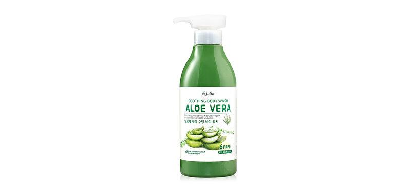 Esfolio Aloe Vera Soothing Body Wash 500ml