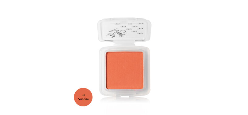 Mongrang Day & Night Eyeshadow Matte 1.5g #04 Sunrise