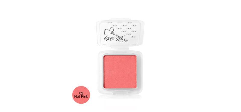 Mongrang My Smoothie Blush Cream 2.5g #02 Hot Pink