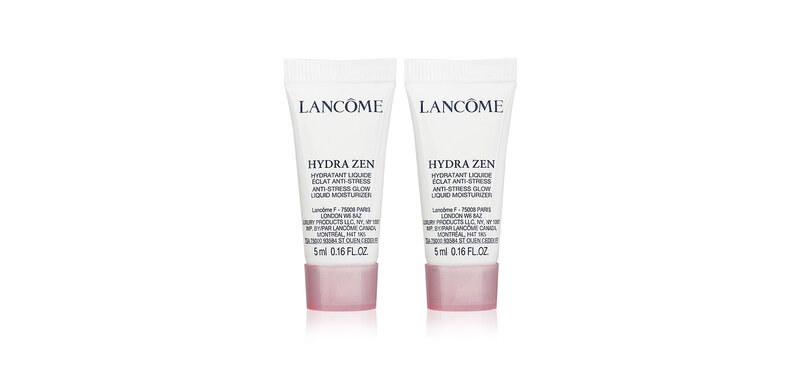 [แพ็คคู่] Lancome Hydra Zen  Anti-Stress Glow  Liquid Moisturizer [5ml x 2pcs]